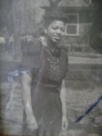 Lenora Gibbs Anderson Hadley, Mother of Marvin E Anderson Sr., Valerie Brown, Ronald and Daniel (Cookie) Anderson Jr., 1